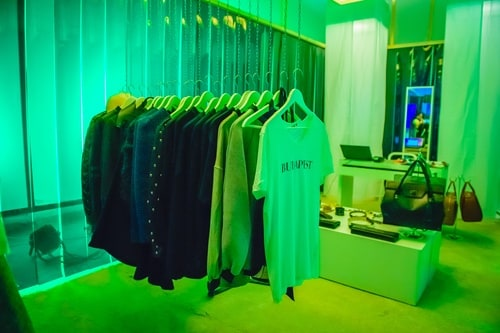 Heineken Pop up store