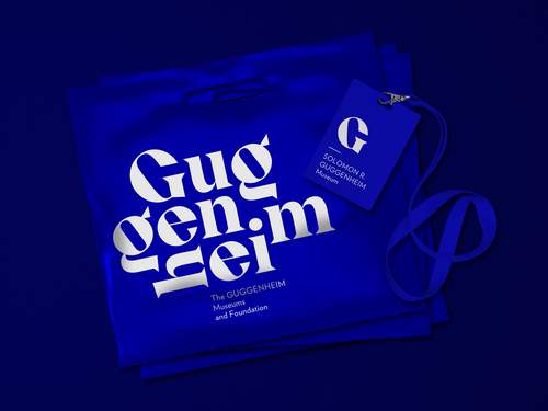 Guggenheim Museums and Foundation rebranding